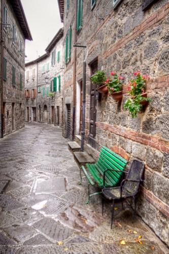 Abbadia San Salvatore, centro storico