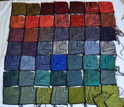 mitered squares 1