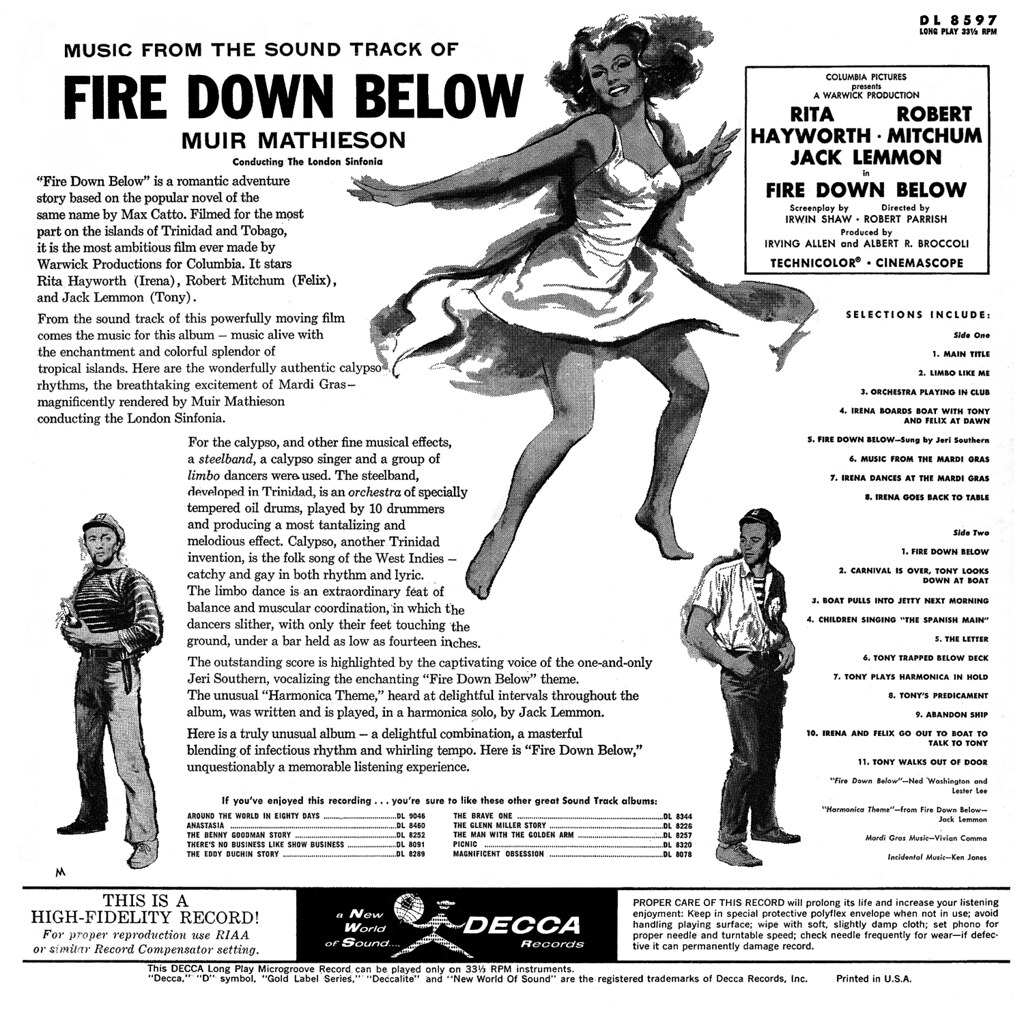 Muir Mathieson - Fire Down Below