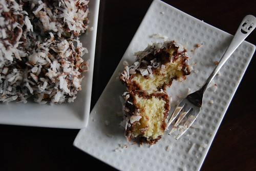 Lamington no jam