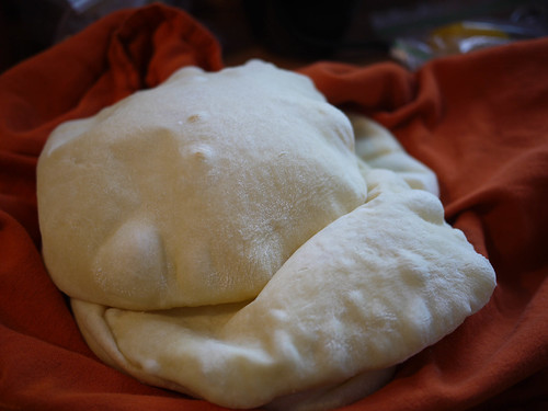 Pita Bread - Puffy