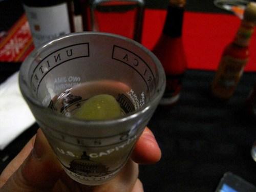 Buzzsaw Martini