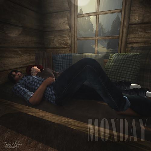 oOo Studio: Monday