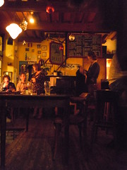 Cafe DeRat at 4 am