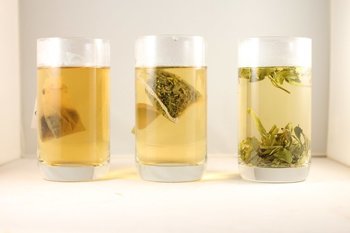 Tea comparison