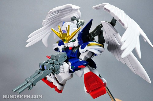 SDGO Wing Gundam Zero Endless Waltz Toy Figure Unboxing Review (31)