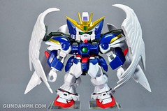 SDGO Wing Gundam Zero Endless Waltz Toy Figure Unboxing Review (13)