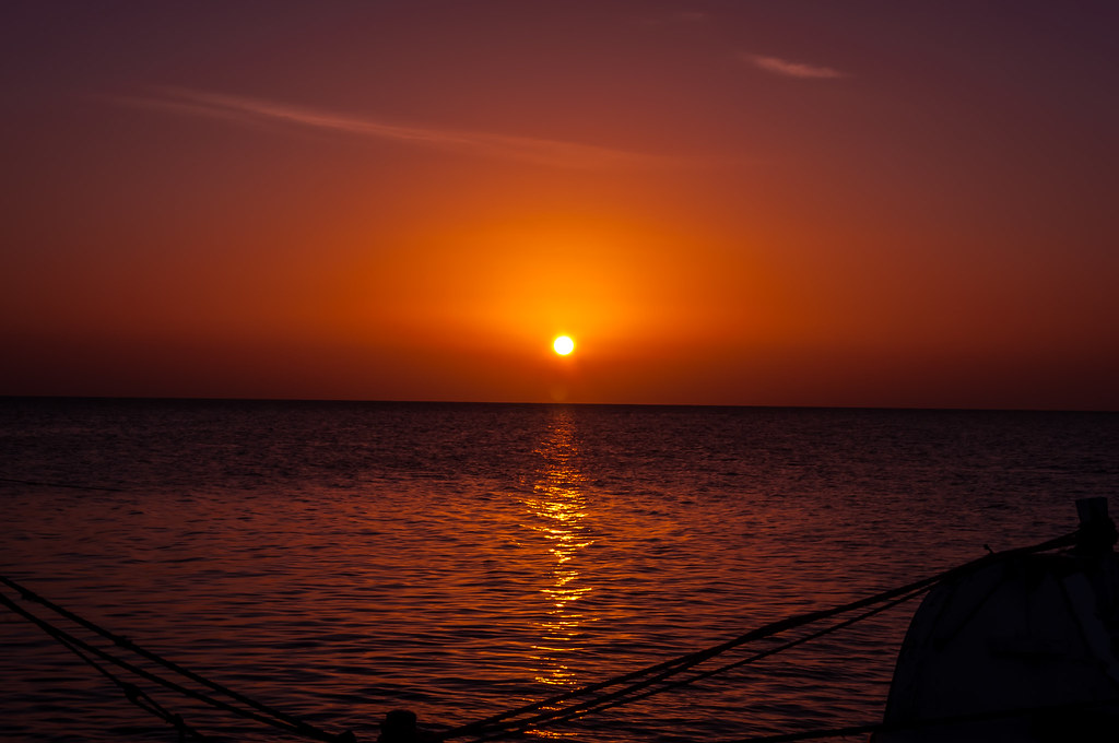 Red Sea Sunrise 4