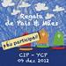 I Regatas de Pais e Mães CIP-YCP
