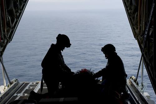 Titanic's centennial commemoration by U.S. Coast Guard