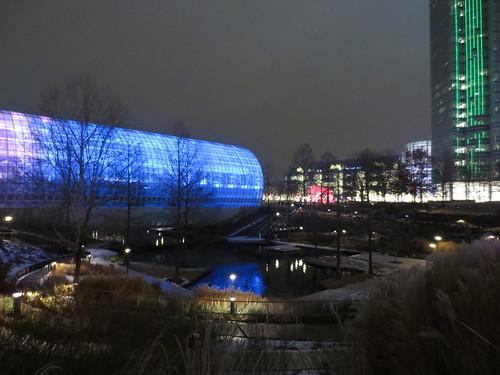 Crystal Bridge