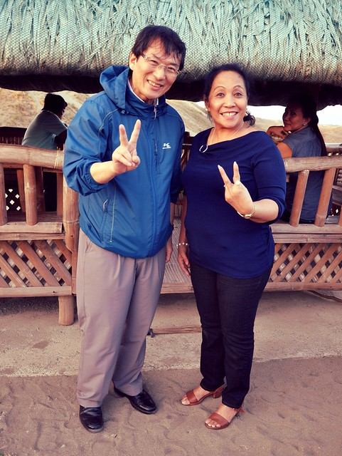 Korean and Filipino School Principals