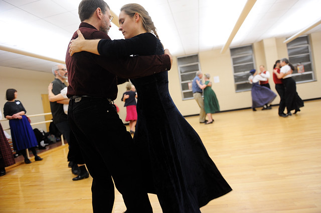 The Scandinavian Waltz Dance