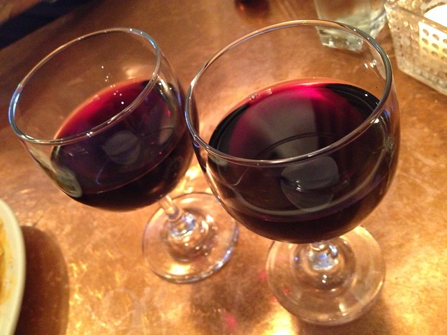 Red wine - La Mediterranee