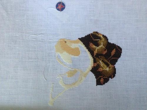 Pic 2 + 2 days' stitching by rocalisa