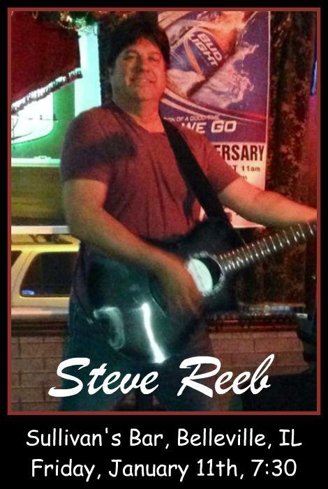 Steve Reeb 1-11-13