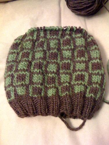 Squares in Squares Hat