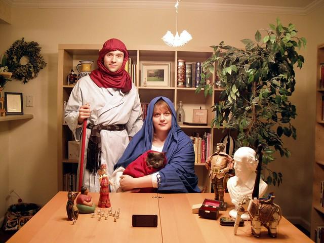Nativity Scene Edited