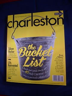 Published in Charleston Magazine