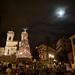 Full Moon over Rome