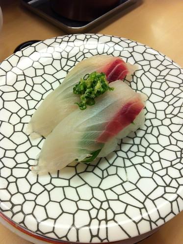 shark sushi