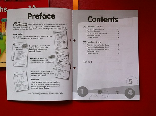Practice contents