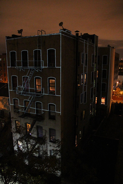 mayer+empl . nyc . video mapping sculpture . new york city . 2012