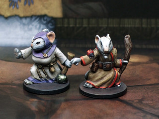 Tilda and Maginos