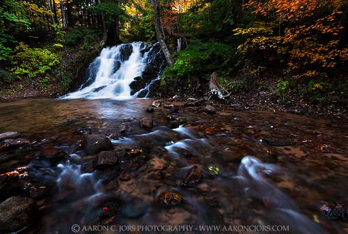 Calming Currents - Morgan Falls (Marquette, MI)