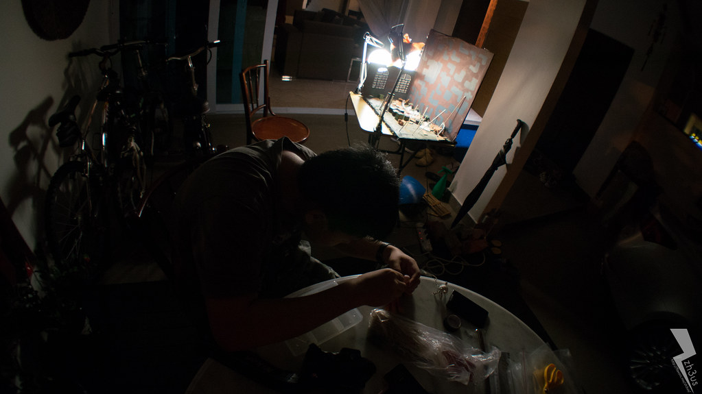 Making of Stacked TVs (21 of 39)