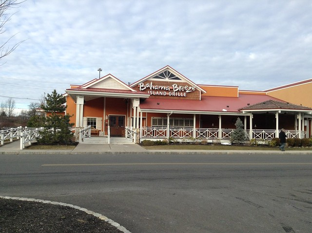 Willowbrook Mall Wayne New Jersey Bahama Breeze