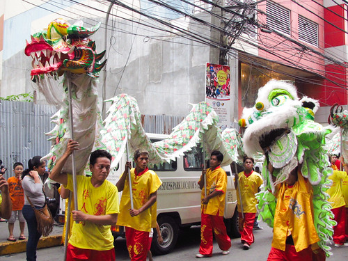 Dragon Dancers 1
