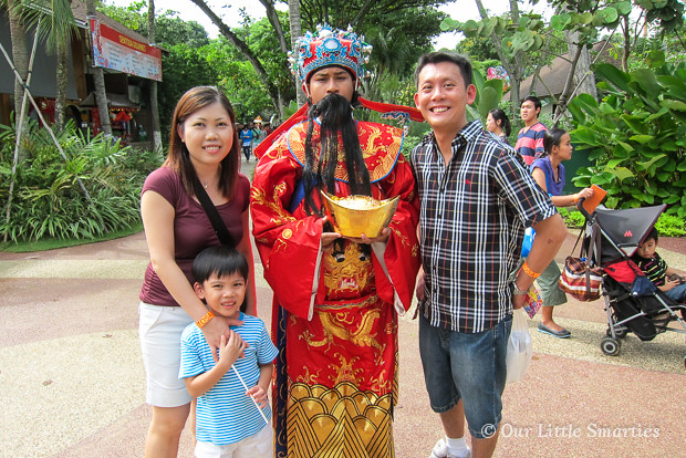 With God of Fortune
