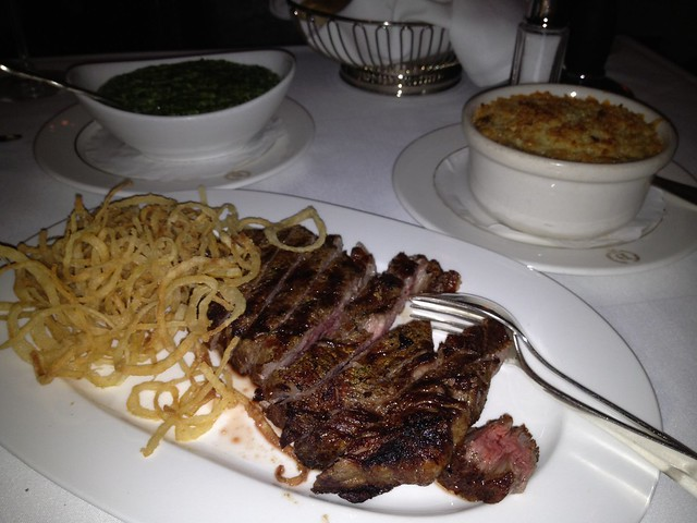 Best Steak in New York