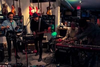 This Is Head @ Moog Audio (CMW 2013)
