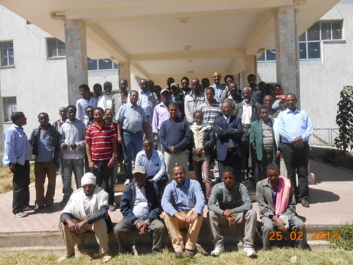 LIVES zonal workshop central Tigray zone