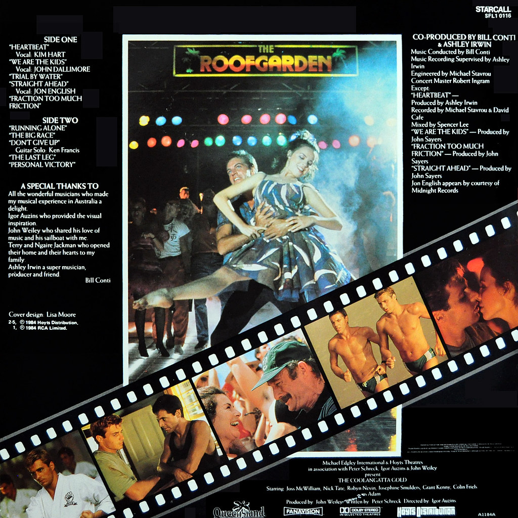 Bill Conti - The Coolangatta Gold