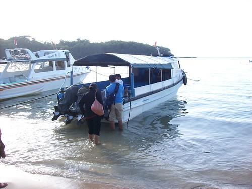 Boat Dirga Yusa