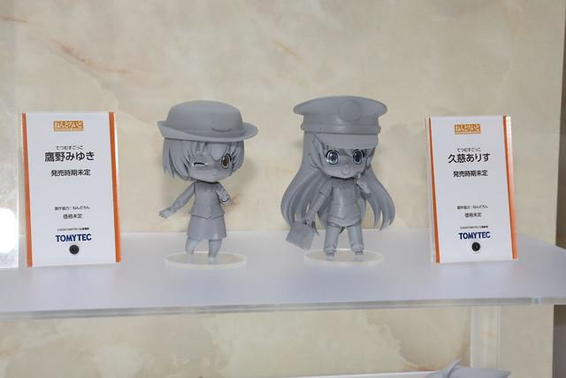 Nendoroid Takano Miyuki and Kuji Alice