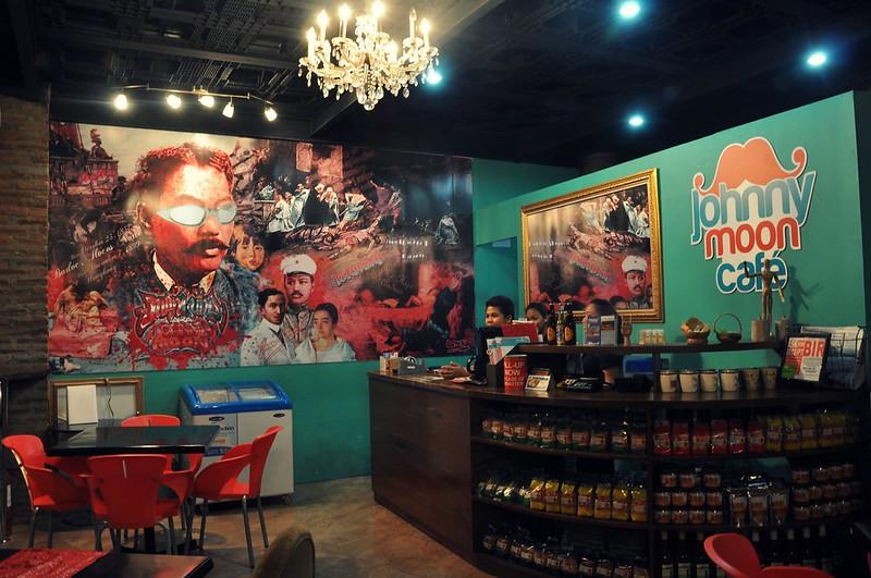 Johnny Moon Cafe