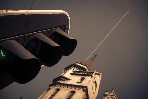 Toward the Sky (Grand Poste, Liège) - Photo : Gilderic