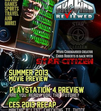 SKNR Cover - March 2013