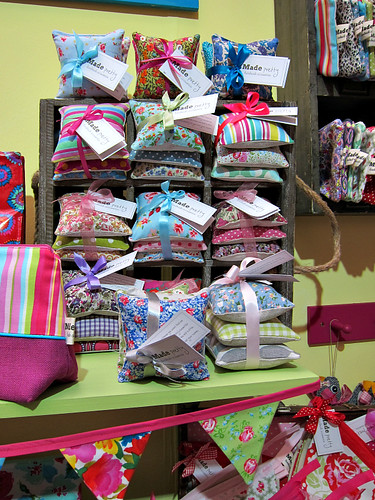 Lavender bags by Made Pretty