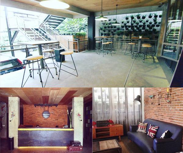 interior triple seven