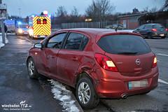 Unfall Nordenstadt 18.01.13