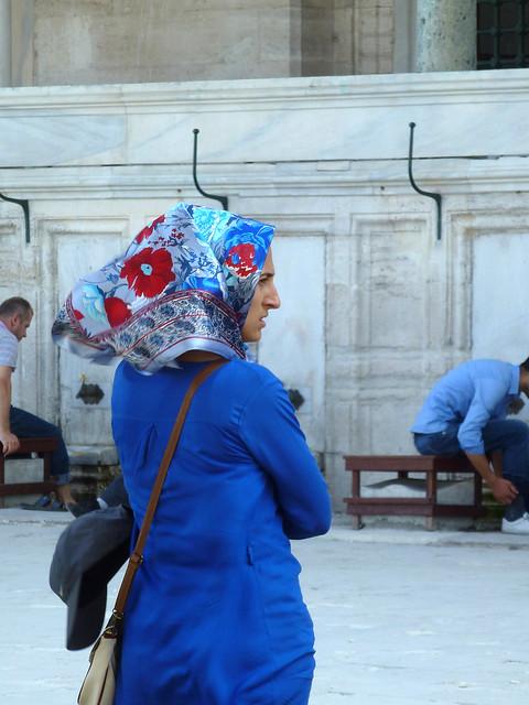 Turquie - jour 2 - Istanbul - 66 - Süleymaniye Camii