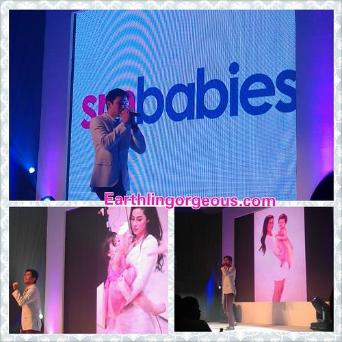 SM Babies event