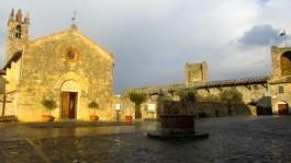 Visitare Monteriggioni