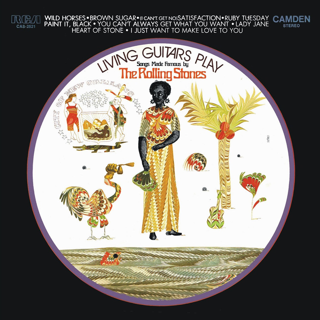 Living Guitars - Songs Made Famous by the Rolling Stones