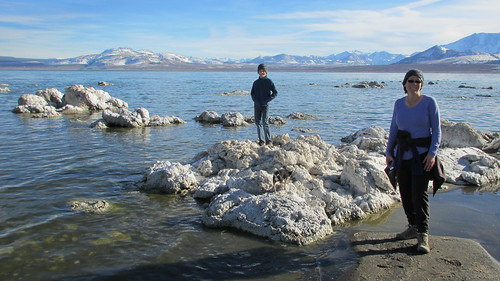 Mono Lake Black Point Fissures